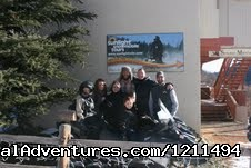 Snowmobile Tours - Sunlight Mountain Inn