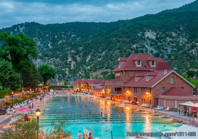 - Glenwood Hot Springs
