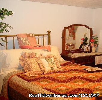 Miss Molly's with a tempurpedic matress (#5 of 9) - Craig Ranch Bed & Breakfast & Horse Motel