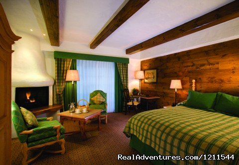 - Sonnenalp Resort of Vail