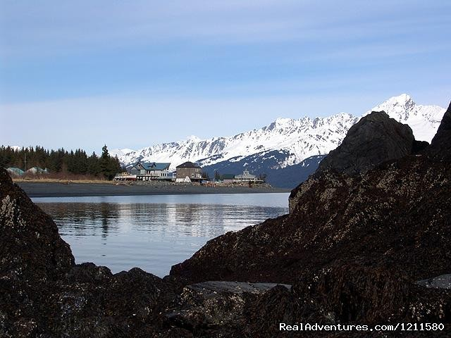 Places you can go see - Your gateway to Alaska, the historic Hotel Seward
