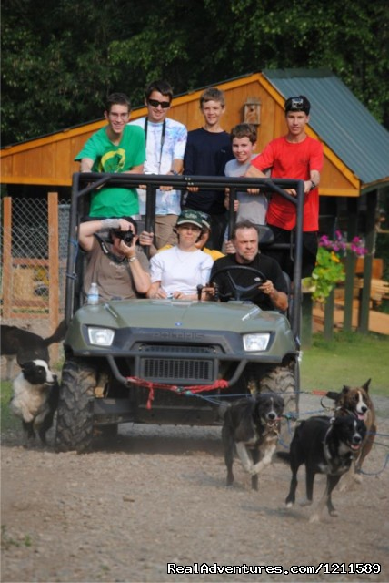 Image #1 of 8 - Dream a Dream Iditarod Farm & Dream Inn B&B