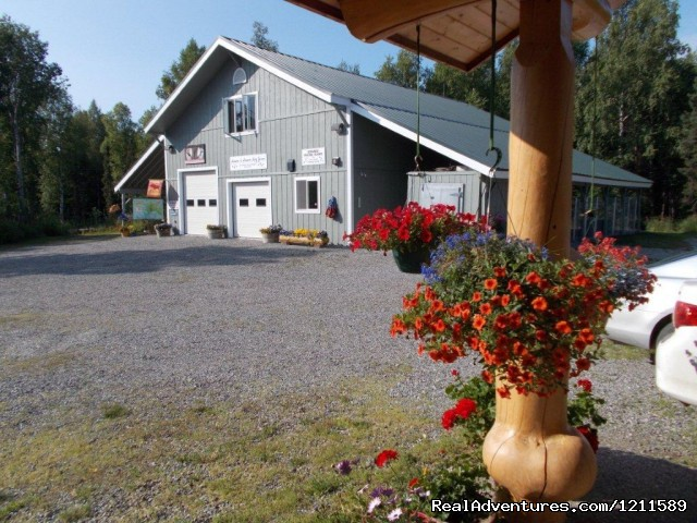- Dream a Dream Iditarod Farm & Dream Inn B&B