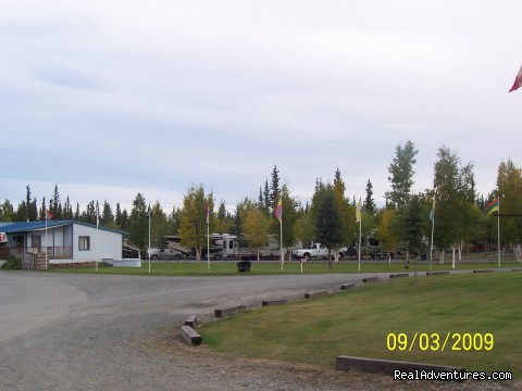 RV park - Tok RV Village, Inc.