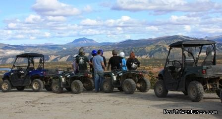 Image #4 of 14 - Denali ATV Adventures