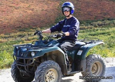 Image #10 of 14 - Denali ATV Adventures