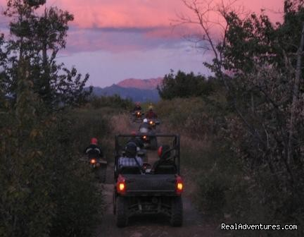 - Denali ATV Adventures