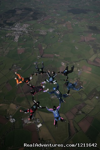 - Wild Geese Parachute Centre