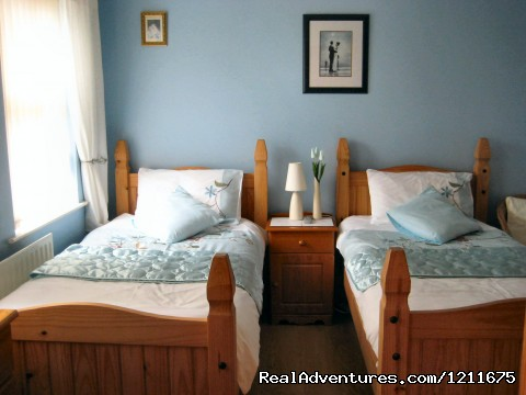 Twin Ensuite room (#2 of 10) - Glenhaven Bed & Breakfast