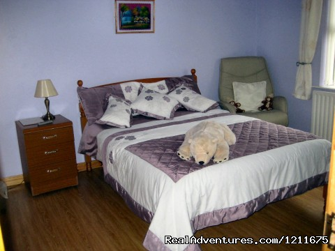 Double Ensuite room (#3 of 10) - Glenhaven Bed & Breakfast