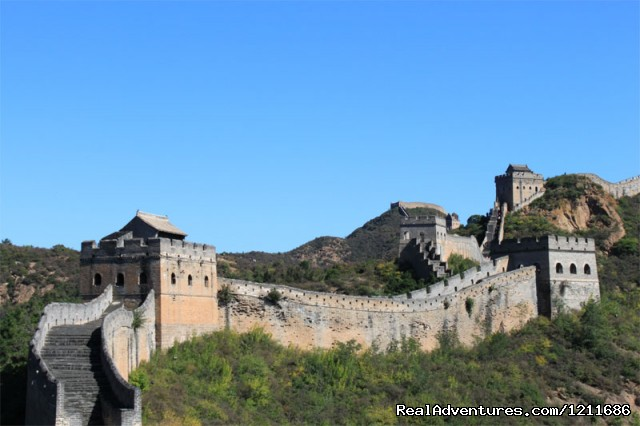 Great Wall hiking from Jinshanling to Simatai West - Small Group Magic Great Wall Hiking (2 days)