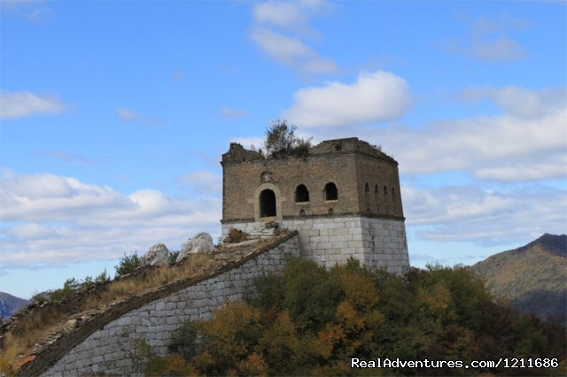 Great Wall hiking from Jiankou to Mutianyu - Small Group Magic Great Wall Hiking (2 days)