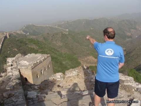 The morning on the top of the Great Wall - Small Group Magic Great Wall Hiking (2 days)