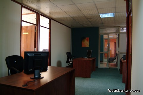 Serviced Offices In Kampala