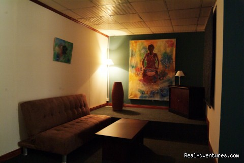 Business Lounge - Serviced Offices In Kampala