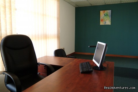 executive office - Serviced Offices In Kampala