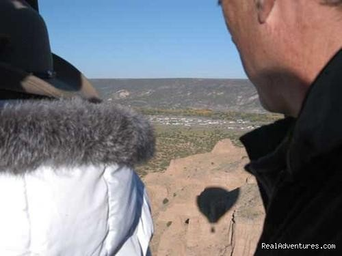 Balloon Shadow | Image #5/6 | Hot Air Balloon Flights with Santa Fe Balloons.