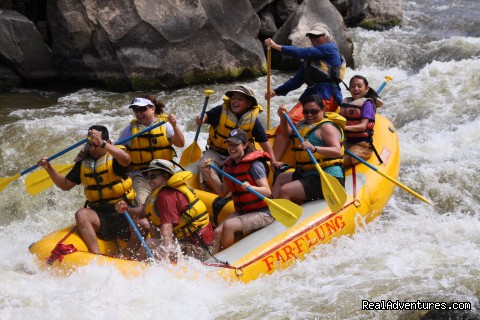 Far Flung Adventures Rafting Trips El Prado, New Mexico