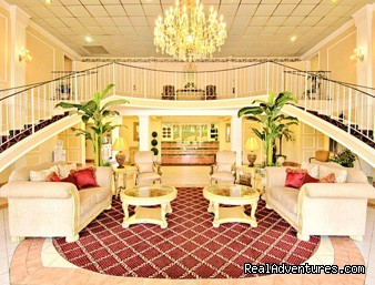 The Lobby!!! - Baymont Inn & Suites