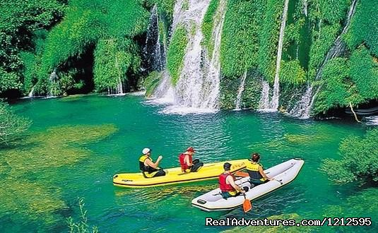 NP Plitvice Lakes - Best of Croatia multisport holiday