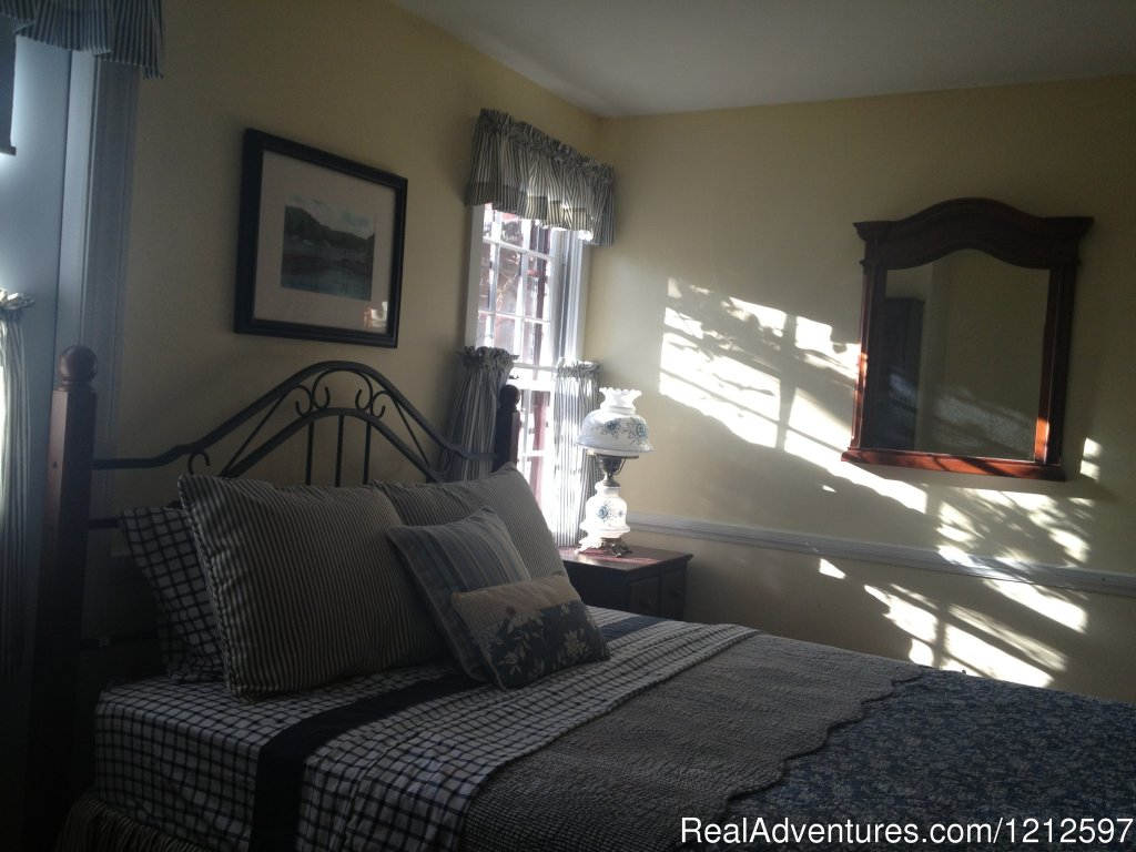 Guest Bedroom | Image #9/21 | Sea Bass Cottage - Walking Distance to Ocean