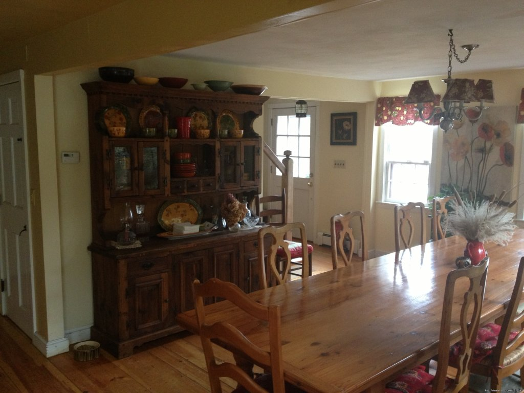 Diningroom Hutch | Image #4/21 | Sea Bass Cottage - Walking Distance to Ocean