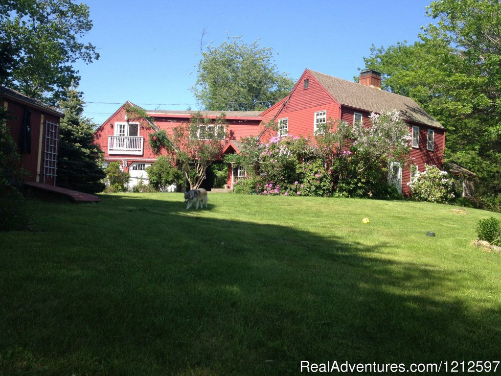 Sea Bass Cottage | Image #1/21 | York Harbor, Maine  | Vacation Rentals | Sea Bass Cottage - Walking Distance to Ocean