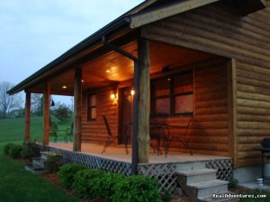 Cabin and Vacation Homes-Scenic Hocking Hills Ohio Logan, Ohio Vacation Rentals