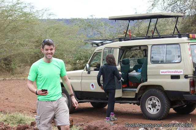 Mr Dean from Ireland - 5 Days 4 Nights Luxury Lodge Safari Experience