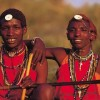 Maasai Warriors in Ngorongoro