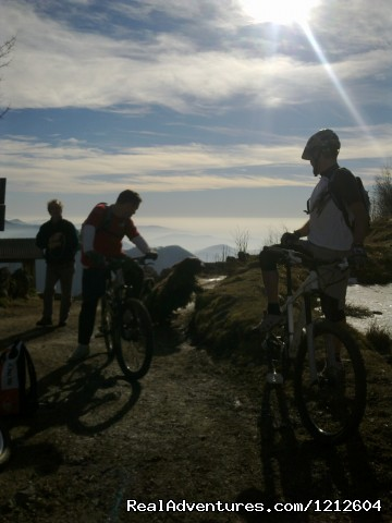 Image #8 of 8 - Freeride mountain bike holidays in Italy.