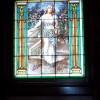Tiffany window, St. Cecelia - Patron Saint of Musicians