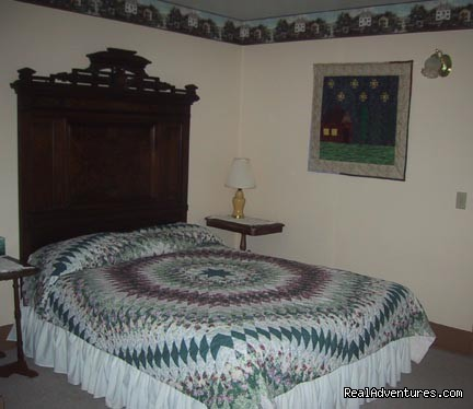- Mason House Inn B&B & Caboose Cottage