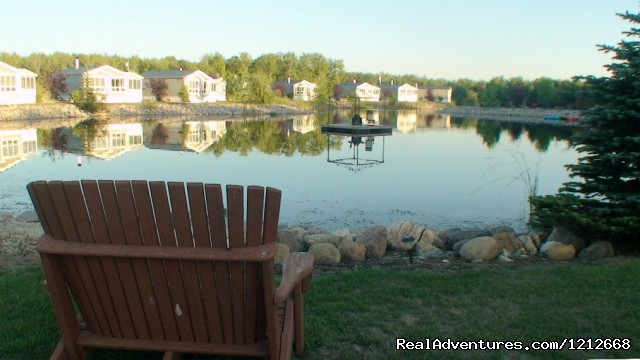 Country Charm Resort - Lake View - Country Charm Romantic Resort