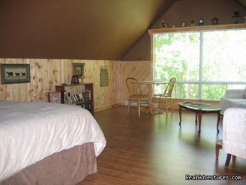 The Loft (#2 of 6) - Firefly Bed and Breakfast