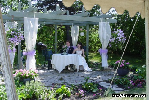 Romantic wedding location at Evergreen Gate B and B (#2 of 3) - Peaceful retreat at Evergreen Gate B & B