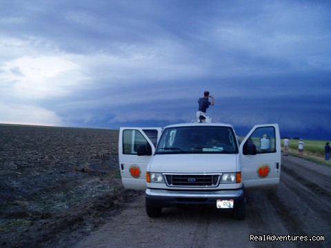 Image #2 of 2 - Storm Chasing Tours