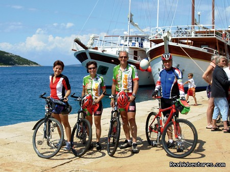 - Boat and bike tours in Croatia and Montenegro