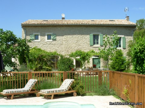 Our 17th Century Provencal Farmhouse... - GPS guided bike tour in spectacular Provence.
