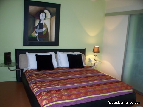 Superior Suite # 5  - Casa Cristal Boutique Hotel, Escazu - San Jose