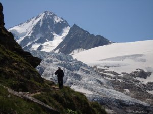Guided Treks In The Swiss Alps Grindelwald, Switzerland Hiking & Trekking