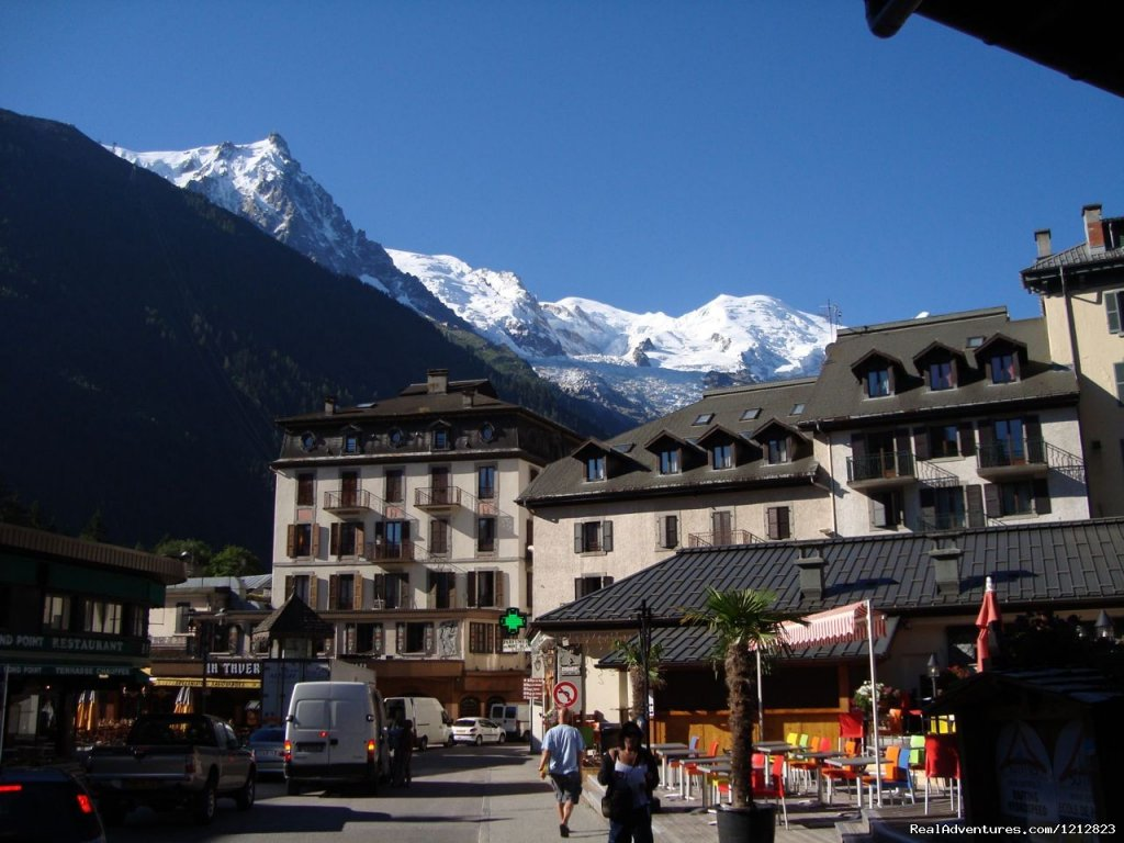 Chamonix | Image #6/9 | Guided Treks In The Swiss Alps
