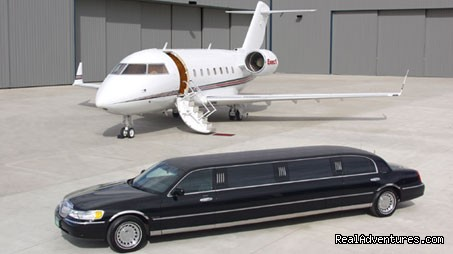 Black Diamond Luxury Transportation & Limousine: Airport Limousines