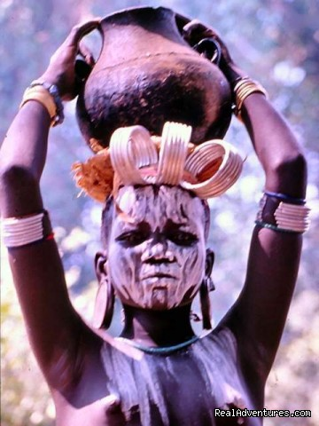 Omo valley tribes - Edenland Tour and Travel Ethiopia