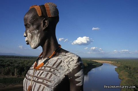 Karo tribes - Edenland Tour and Travel Ethiopia