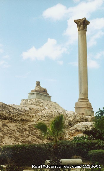 pompy's pillar at Alexandria .... | Image #18/20 | Tours in Cairo - Egypt ( perfect trips ) ...