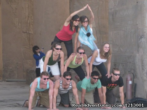 One Of My Best Groups - Tours in Cairo - Egypt ( perfect trips ) ...
