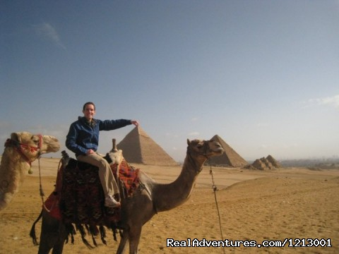 Pyramids At Giza .. - Tours in Cairo - Egypt ( perfect trips ) ...
