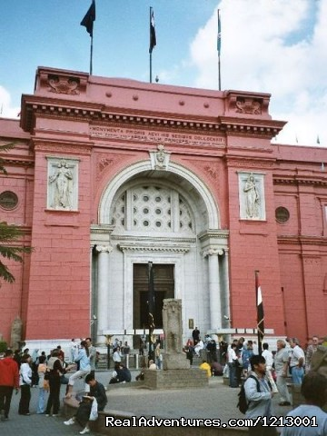 Egyptian museum in Cairo .... - Tours in Cairo - Egypt ( perfect trips ) ...