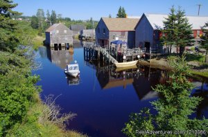 Seal Cove Beach Smokeshed cottages Vacation Rentals Seal Cove, Grand Manan New Brunswick, New Brunswick